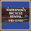 Anderson's Bike Rental