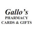 Gallo's Pharmacy Cards &...