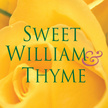 Sweet William & Thyme