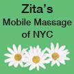 Zita's Mobile Massage of NYC