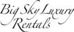 Big Sky Luxury Rentals