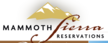 Mammoth Sierra Reservations