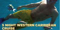 5 Night Western Caribbean Cruise from $279
